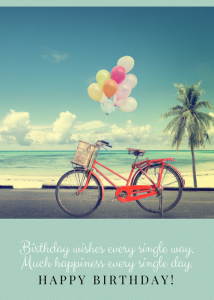 Free birthday greeting cards