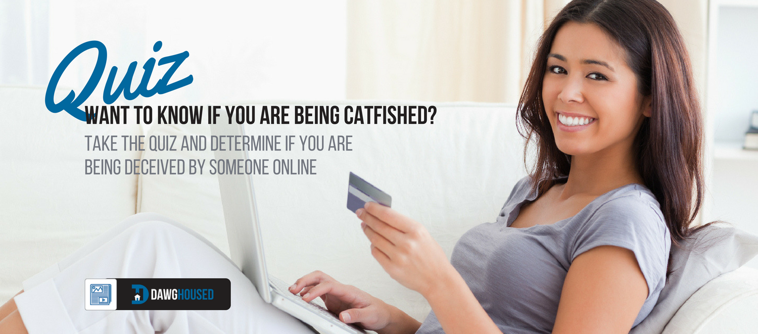 Quiz Are You Being Catfished?
