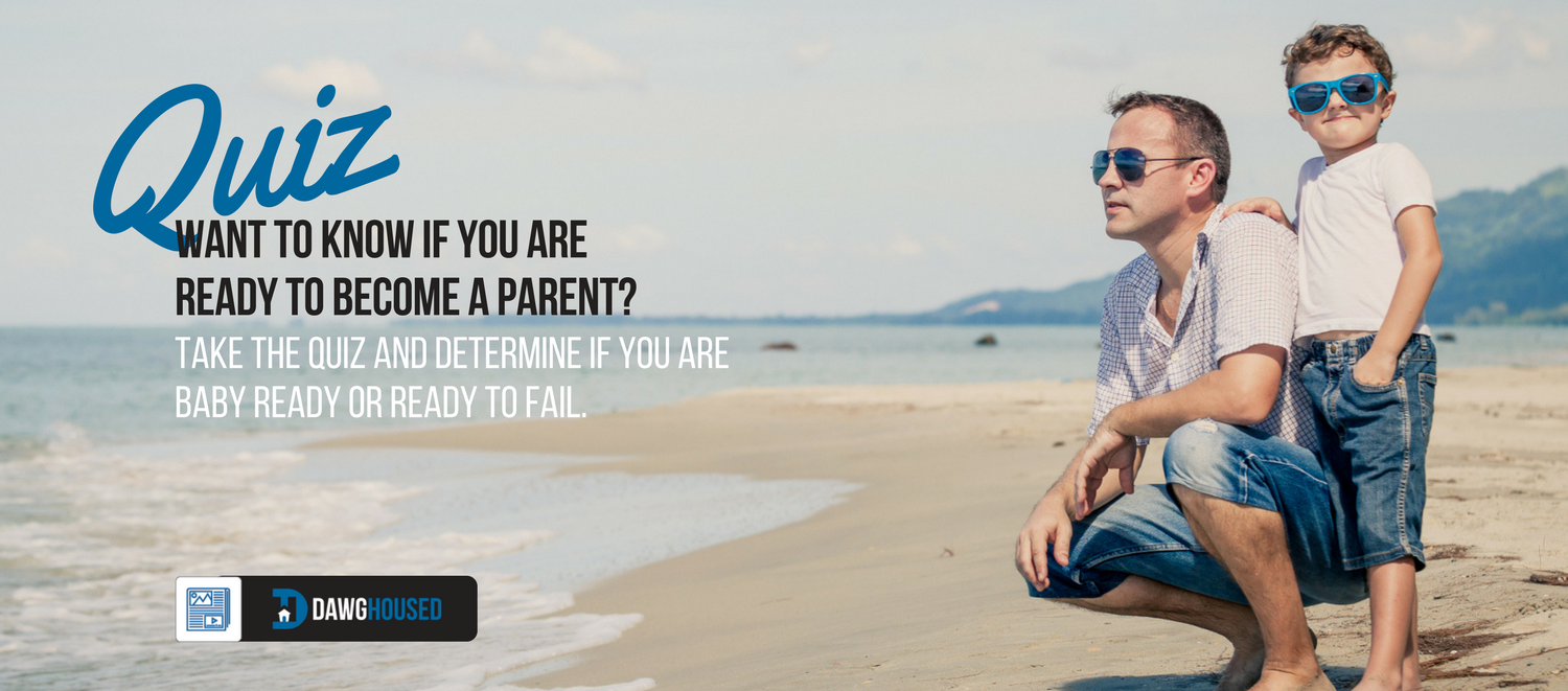Free online personality quiz: am I ready to be a parent.